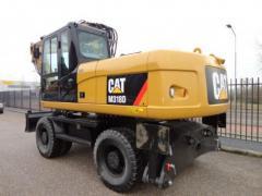 A la recherche de Caterpillar M318D ? Parcourez toutes nos annonces de véhicules neufs ou d'occasion.