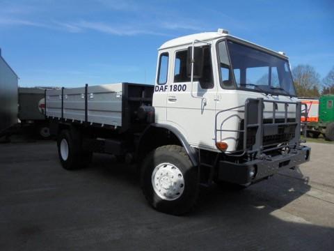 Op zoek naar Daf FA 1800 4x4? Overloop al onze advertenties van nieuwe en tweedehandse voertuigen.