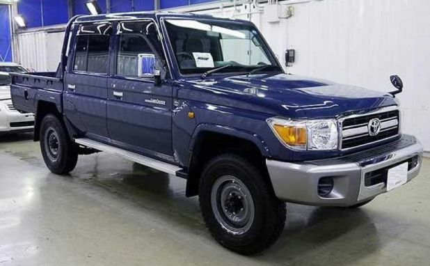 Toyota Land Cruiser 79 Pick Up Double Cabine Brand New