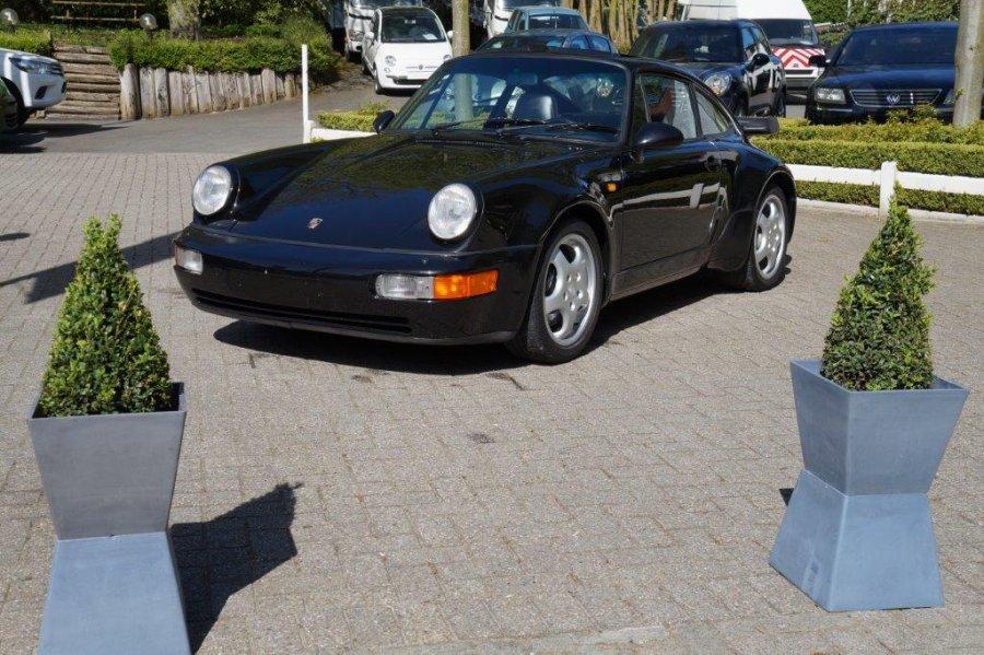 Import / export Porsche 964 TURBO II 3.3L TURBO 320CV