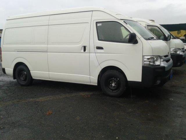 Import / export Toyota Hiace VAN 2.7L