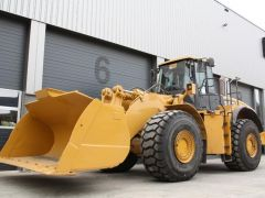 Looking for Caterpillar 980 h? Browse all our new and used vehicle advertisements.