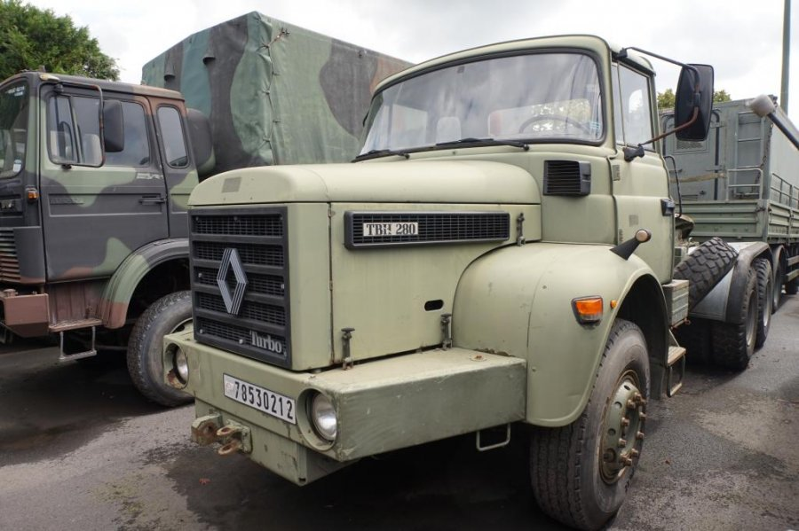 Import / export Renault TBH280