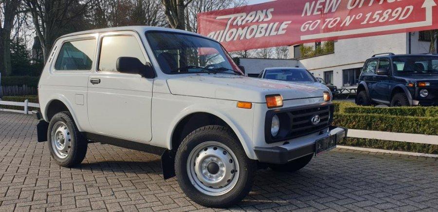 Import / export Lada NIVA Utilitaire/ Bedrijfsvoertuig