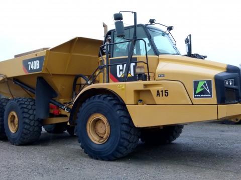A la recherche de Caterpillar 740 ? Parcourez toutes nos annonces de véhicules neufs ou d'occasion.