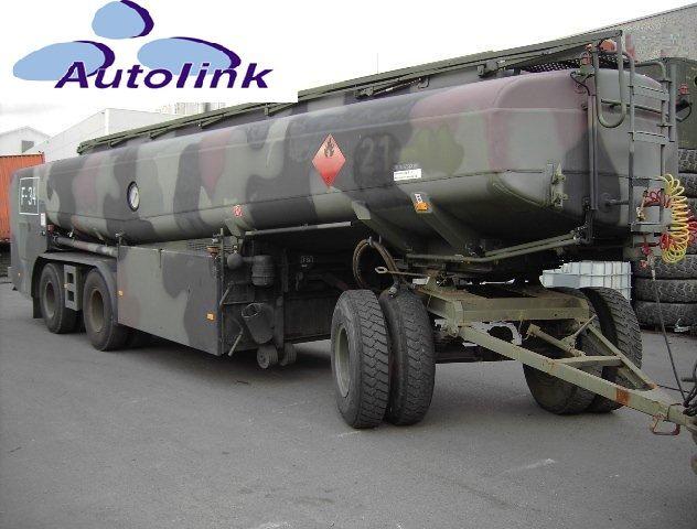 Import / export Kroll 24.000 L   Ex army
